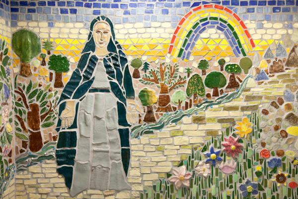 St. Mary Our Lady Mosaic