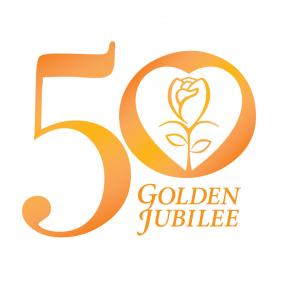 50th jubilee Saint Mary
